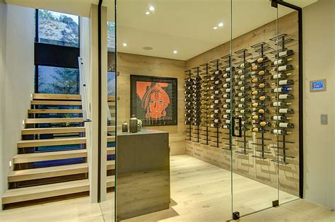 creative paintings on canvas 20 eye catching stairs wine storage ideas