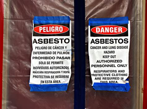 dangers  asbestos karl environmental group