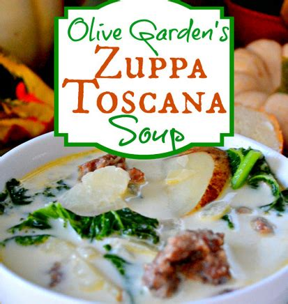 olive garden westshore review of olive garden zuppa toscana nutrition facts