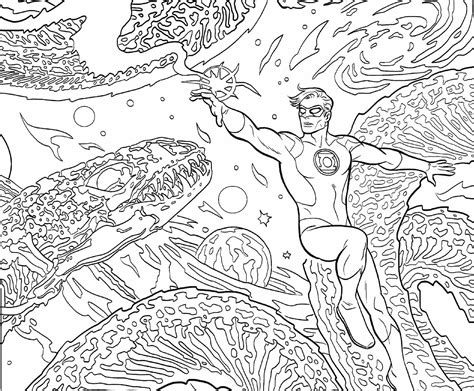 Coloring Book by Dc Preview Coloring Book Covers Aipt