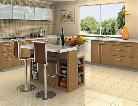 Kitchen Island With Barstools - awesome kitchen island designs to realize well designed kitchens amaza design