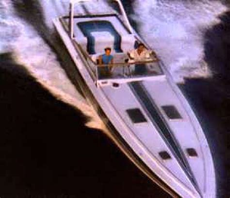 Miami Vice Boat Death by Miami Vice Used The Chris Craft Stinger Race Boat In The