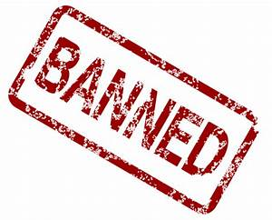 Banned posters demand due process - The Upfront Page