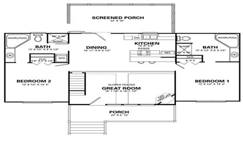 4 bedroom floor plans 2 simple 4 bedroom house floor plans simple house designs 2
