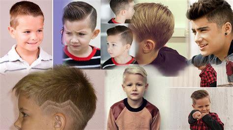 Стрижки для мальчиков виды названия модные тенденции