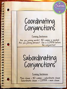 Transition Words For Contrast Conjunction Anchor Chart Teaching Writing Writing