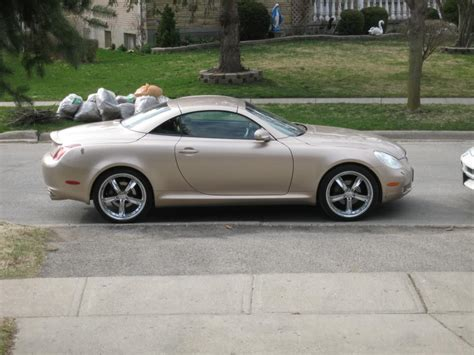 2002 Lexus Sc 430 Information And Photos Zombiedrive
