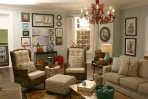 remodelaholic themed living room
