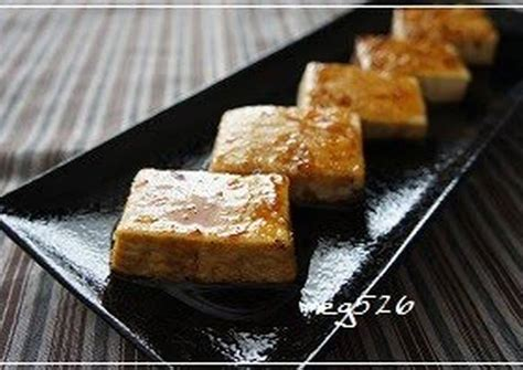 Soft is better for purées or. Teriyaki Firm Tofu Recipe by cookpad.japan - Cookpad