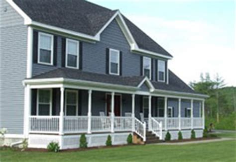 adding  farmers porch  colonial style homes   pro