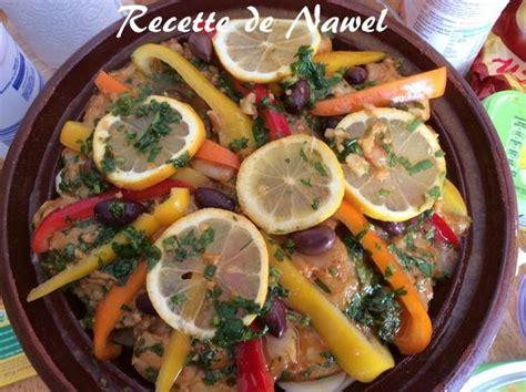 cuisine la lotte tajine de lotte a la marocaine