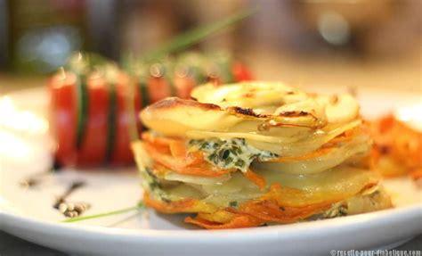 recettes pour diabetiques dessert mille feuille pommes de terre et carottes aux herbes