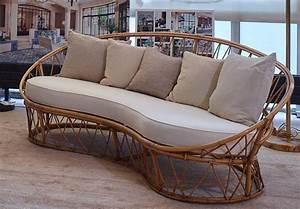 Coussin Pour Canapé : coussin pour fauteuil en rotin ~ Teatrodelosmanantiales.com Idées de Décoration