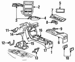 Chevrolet Cavalier Trim Plate  1985 O