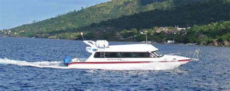 Boat Amed To Gili by Kuda Hitam Express Boat Transfer From Amed To Gili Island
