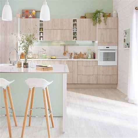 sols de cuisine sol vinyle dans la cuisine