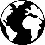 Icon Svg Earth Vector Symbol Symbols International