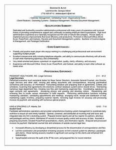 resume summary administrative assistant resume ideas With executive assistant resume summary
