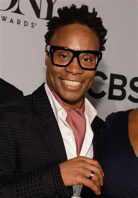 Billy Porter Pictures The Annual Tony Awards Red