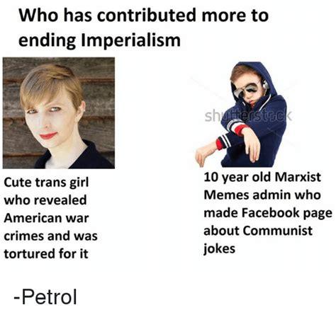 Trans Memes - 25 best memes about communist jokes communist jokes memes