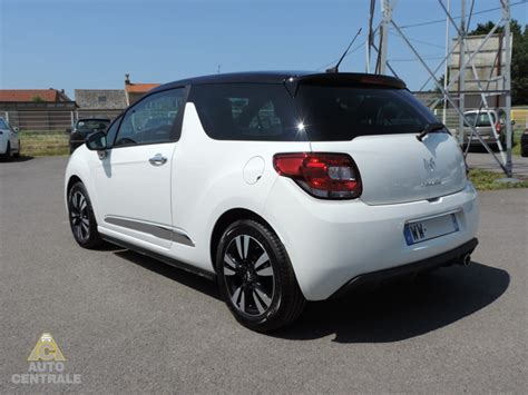 options ds3 so chic 90cv