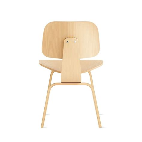 eames molded plywood dining chair wood base by charles