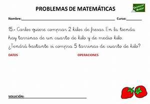 Colección De Problemas De Matemáticas 3 º Primaria Orientacion Andujar