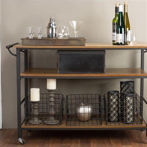 kitchen cabinet hinges baxton studio lancashire medium brown kitchen cart 28862 5491