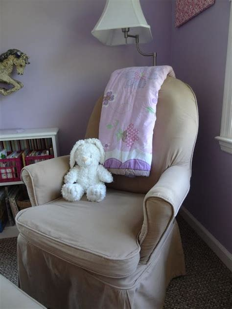 glider chair slipcovers 17 best images about slipcover glider rocker on