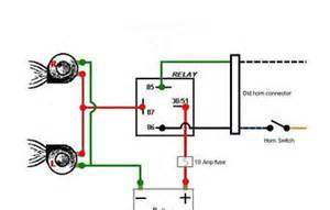 similiar three wire horn relay keywords horn relay diagram air horn relay wiring diagram car horn wiring