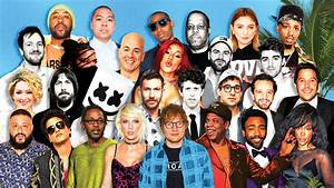 Music's Ruling Class of 2018: 25 Artists and Producers ...