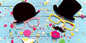 Printable Photo Booth Props: Party Props Made Easy