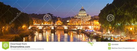 St Peter's Basilica, Vatican City, Rome Stock Image