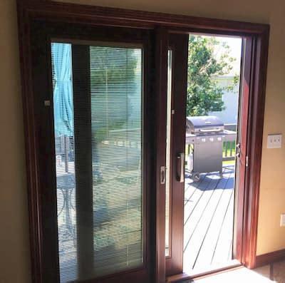 pella lifestyle series patio door upgrades erie home pella pittsburgh