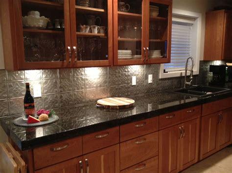 kitchen backsplashes 2014 metal kitchen backsplash ideas picture decor trends