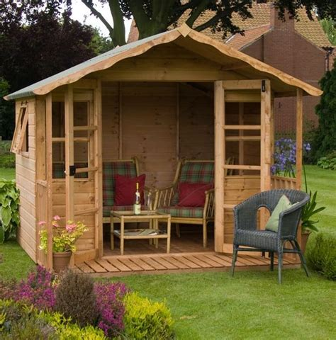 garden summer house design plans