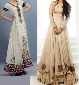 Latest Fancy Pakistani Maxi Skirts Dresses Designs 2016 for Girls