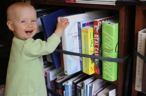 How To Babyproof A Bookshelf