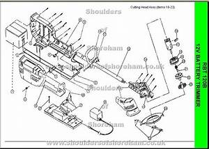Stihl Fs 90 Parts Diagram