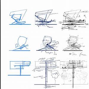 Architectural Concept Ideas Starting With 3 Basic Shapes