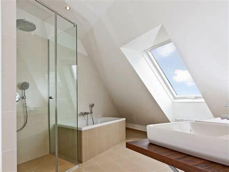 Kleines Bad Unterm Dach by Bad Unterm Dach Ideen Und Tipps Dekoration De