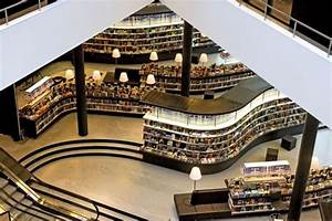 Almere New Library, Great Building from Concrete