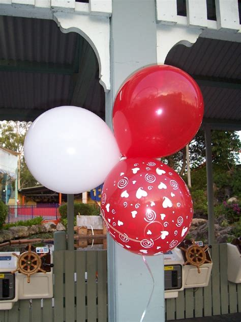 air filled cluster balloons flim flams party shop gold coast
