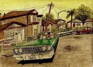 San Andreas Grove Street 1991 by TheFreshKnight on DeviantArt