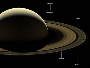 """NASA releases """"A Farewell to Saturn"""", the last mosaic ..."""
