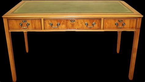 le de bureau bois bureau anglais hepplewhite en bois de merisier longfield
