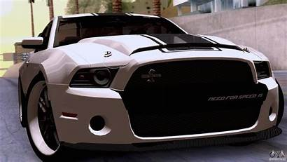Mustang Shelby Ford Cobra Wallpapers Gt500 Snake