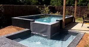 Aspirateur Piscine Pas Cher : piscine d bordement pas cher ~ Dailycaller-alerts.com Idées de Décoration