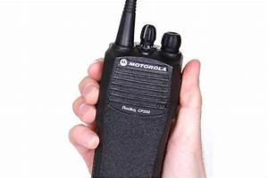 Battery Options For Motorola Cp200 Two Way Radio