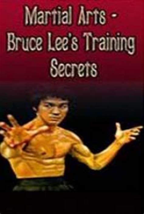 martial arts bruce lees training secrets